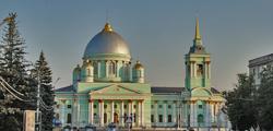 Знаменский кафедральный собор в Курске