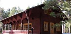 Музей «Царская дача» в Котке