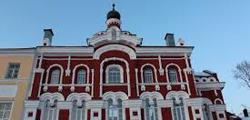 Казанский монастырь в Калуге
