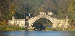 Горбатый мостик в Гатчине