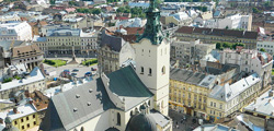 Латинский собор Львова