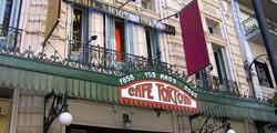 Литературное кафе «Тортони» в Буэнос-Айресе