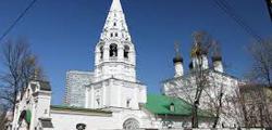 Церковь Спаса на Песках