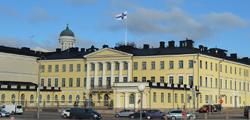 Президентский дворец Хельсинки