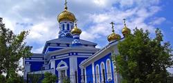 Свято-Успенский собор в Новороссийске