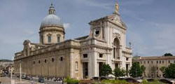 Санта-Мария-дельи-Анджели под Ассизи