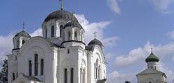 Крестовоздвиженский собор в Полоцке