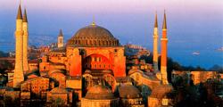 Собор Св. Софии в Стамбуле