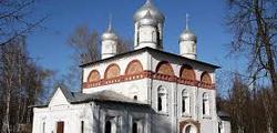 Церковь Святой Троицы в Старой Руссе