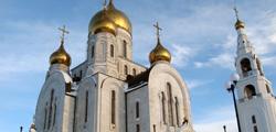 Храм Воскресения Христова в Ханты-Мансийске
