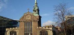 Церковь Всех Святых в Лондоне