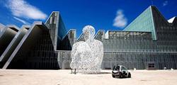 Выставочная площадка Экспо-2008 в Сарагосе
