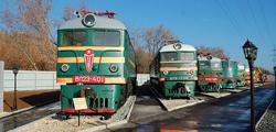 Самарский железнодорожный музей