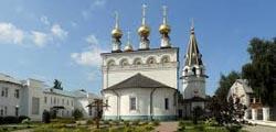 Феодоровский монастырь в Городце