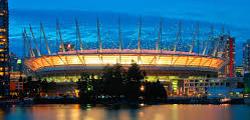 Стадион «Би-Си-Плейс» в Ванкувере