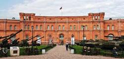 Военно-исторический музей артиллерии в Санкт-Петербурге