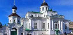 Николаевский монастырь Арзамаса