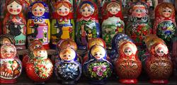 Музей русских матрешек в Андорре
