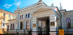 Музей археологии и этнографии в Уфе