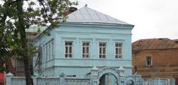 Голубая мечеть Казани