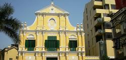 Церковь Св. Доминика в Макао