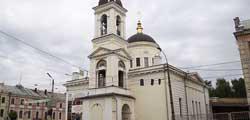 Вознесенский кафедральный собор в Твери