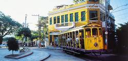 Район Санта-Тереза в Рио-де-Жанейро