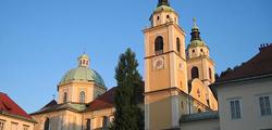 Собор Св. Николая в Любляне