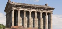 Языческий храм в Гарни