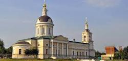 Церковь Михаила Архангела в Коломне