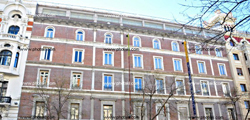 Национальный музей декоративных искусств в Мадриде