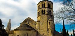 Монастырь Св. Петра Галлиганса в Жироне