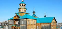 Храм Ксении Петербургской в Иркутске