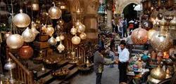 Рынок «Хан эль-Халили» в Каире