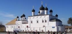 Собор монастыря Троицы Живоначальной