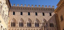 Дворец Салимбени в Сиене
