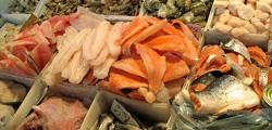 Рыбный рынок Гоа