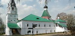 Покровская церковь Александрова