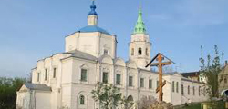 Свято-Троицкий женский монастырь в Курске