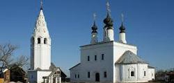 Воскресенская церковь Суздаля