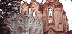 Иверский женский монастырь в Выксе