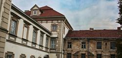 Дворец Радзивиллов в Вильнюсе