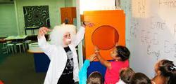 Интерактивный музей Эйнштейна в Мытищах