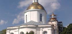 Богоявленский собор в Полоцке
