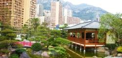Японский сад в Монте-Карло