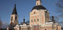 Успенская церковь Сергиева Посада