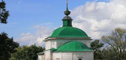 Пятницкая церковь Суздаля