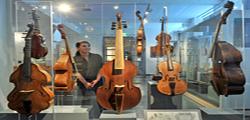 Музей музыкальных инструментов Лейпцигского университета