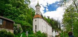 Церковь Богородицы На Горе в Фюссене