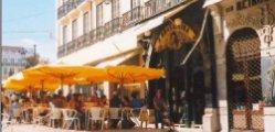 Кафе «Бразилейра» в Лиссабоне